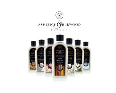 Ashleigh & Burwood 250ml Fragrance Lamp Oil Scented Refill Diffusion Home Gift