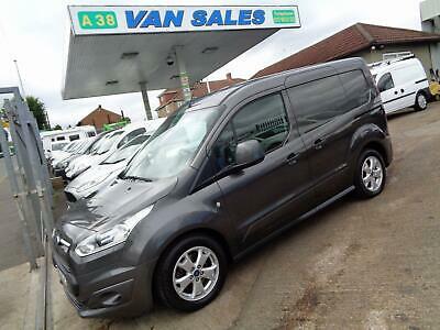 2016 Ford Transit Connect 200 Limited L1 1.5 Tdci 120 Bhp 6 Speed Fwd Panel Van