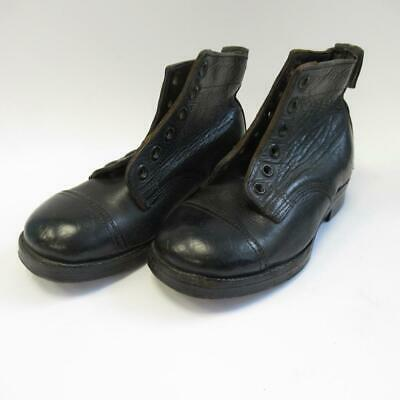 Collectable Vintage Children's Footwear - Konfedence Triple Sole Leather Boots