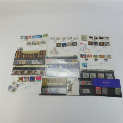 Selection of Official 18 Royal Mail Chrishmas and Gospel Themed Postage Stamps