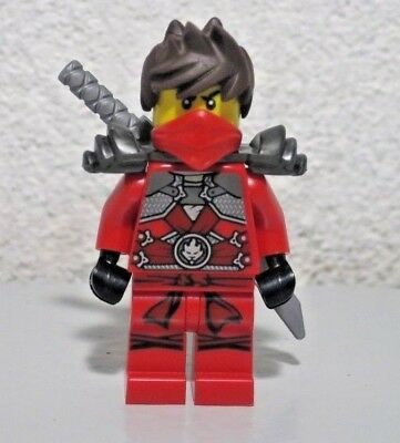 Lego Ninjago ARMOR Minifig Accessory With White SPIKES Breastplate