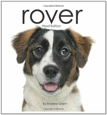 ROVER, WOOF EDITION (VOLUME 2) By Andrew Grant - Hardcover **BRAND NEW**