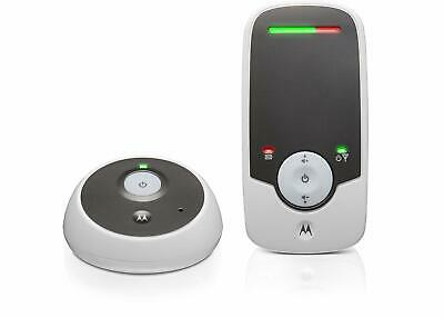 Motorola MBP160 Audio Baby Monitor White/Black (13)