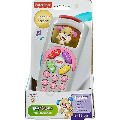 6 Month Old Toys Baby Remote Control Toddlers Girl Boy Gift Learning Educational