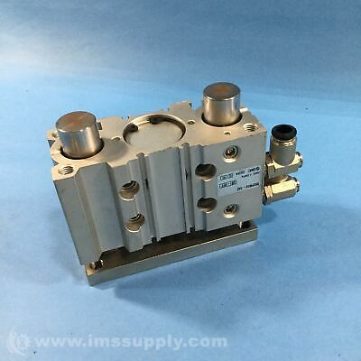 SMC MGPM32-10Z Compact Guide Slide Bearing Guide Cylinder USIP
