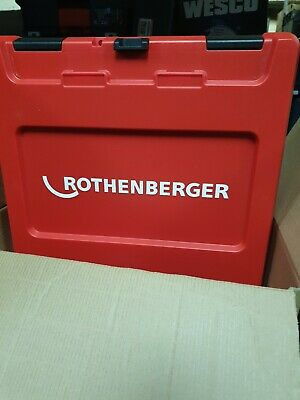Rothenberger Superfire 2 Blow Torch & carry case. Head & Case only. No gas. Itm2