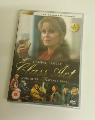 Class Act - Complete Series (4 Disc DVD Set)*NEW*