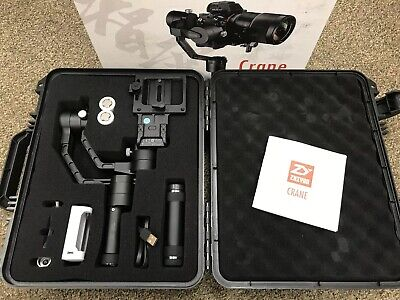 Zhiyun Crane V2 3-Axis Handheld Stabilizer Gimbal for DSLR Cameras Sony Canon