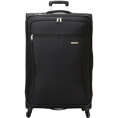 "Samsonite Lamont 29"" Expandable Checked Spinner Luggage Softside Checked NEW"