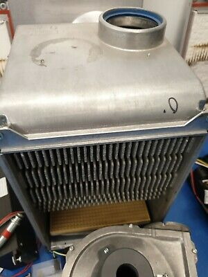 Baxi solo 12HE, 15HE, 18HE, 24HE & 30HE heat exchanger 242497. Item no.4