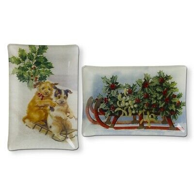 TAG Vintage Sled Glass Plate - Choose Your Model (208672)