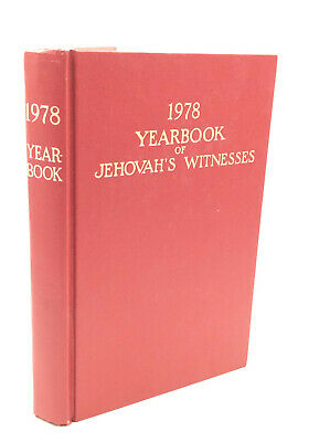 1978 YEARBOOK OF JEHOVAH'S WITNESSES Containing Report for the Service Year 1977