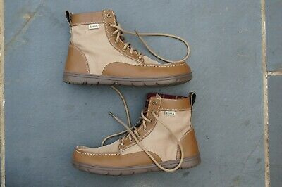 "Lems Boulder Boot /""Q Control 2nd/"" UNISEX Zero Drop Size 9 UK 44 Timber RRP£120"