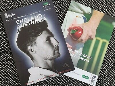 England vs Australia 2019 Ashes 1st Test Programme 1-5th August 2019