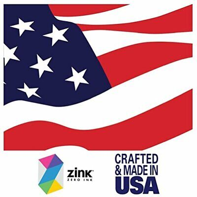 2 Kodak ZINK Sticky Back Photo Paper (100 2x3 Sheets)