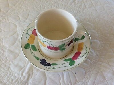 Lawleys Stoke Coffee Can And Saucer