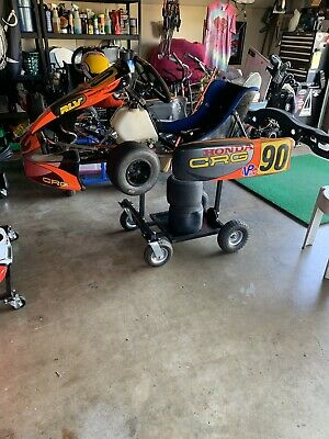 CRG SHIFTER KART Rolling Chassis Rlv Tag Cart With Mychron 4