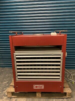 REZNOR Industrial Gas Fired Air Heater Warehouse Space Warm Factory Unit 28kw