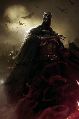 BATMAN #80 Francesco Mattina 'Dceased' Variant NM or better Pre-Sale 10/2