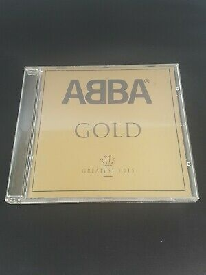 ABBA GOLD THE GREATEST HITS CD ALBUM - Free Postage