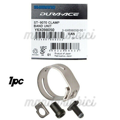 ø23.8- ø24.2 mm Shimano Dura-Ace ST-9001 ST-9000 Shifter Lever Clamp Band Unit