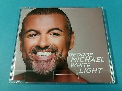 George Michael - White light  (4 track CD single)  2012 NUOVO  / NEW SEALED