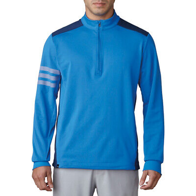 New Adidas Competition 1/4 Zip Golf Pullover 3-Stripe Sleeve - Pick Jacket