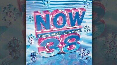 Now 38 - Now That's What I Call Music 38 - Double CD 1997 EMI - VGC