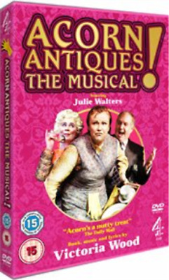 Julie Walters, Celia Imrie-Acorn Antiques - The Musical! DVD NUEVO