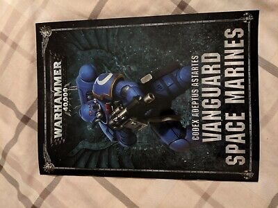Warhammer 40K - Shadowspear - Primaris Space Marine Vanguard Codex