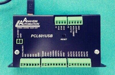 Anaheim Automation PCL601USB Step Motor Controller