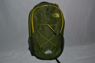 The North Face Bookbag Backpack Jester Terranium Green Os Brand New Authentic
