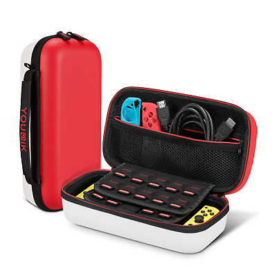 Case Compatible For Nintendo Switch - Younik Upgrade Version Hard Travel & New