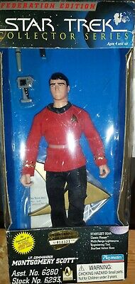 Star Trek Federation Edition Montgomery Scott - new in box, unopened