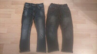Next Boys Jeans x2 Pairs - Age 5 Years