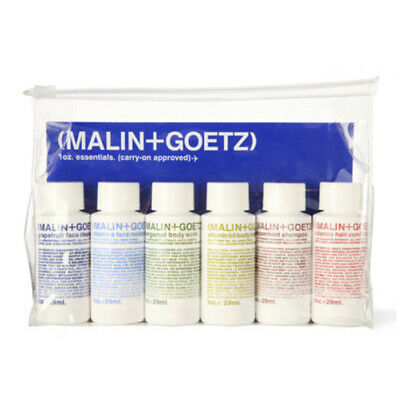 Malin + Goetz Essential Kit 1oz. / 29ml x 6