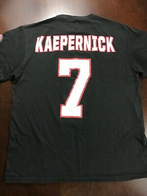 the latest 8643d 06aa2 COLIN KAEPERNICK SAN Francisco 49ers YOUTH NIKE NFL Jersey ...