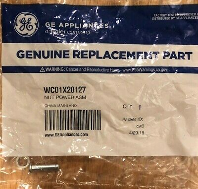 WC01X20127 New GE Appliance part for Trash Compactor