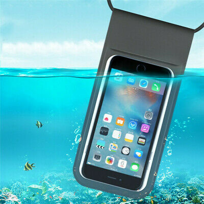 Universal Smartphone Waterproof Phone Bag Underwater Dry Case Pouch Gadgets D
