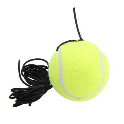 AU Tennis Training Ball W/ Elastic Rope Ball On Elastic String Trainer Practice
