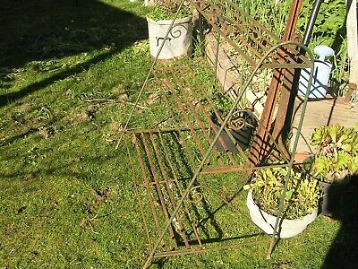 vintage wrought iron plant stands
