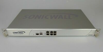 SonicWall NSA 2400 VPN Firewall Network Security Appliance Gigabits Tax Invoice
