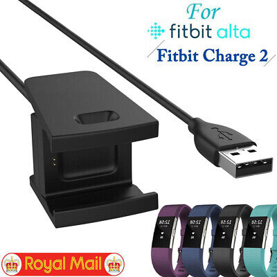 USB Charging Cable Charger Lead Fitbit Alta CHARGE 2 Fitness Tracker Wristband