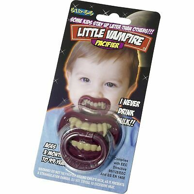 Little Vampire Dracula Baby Dummy Halloween Fancy Dress Costume Accessory