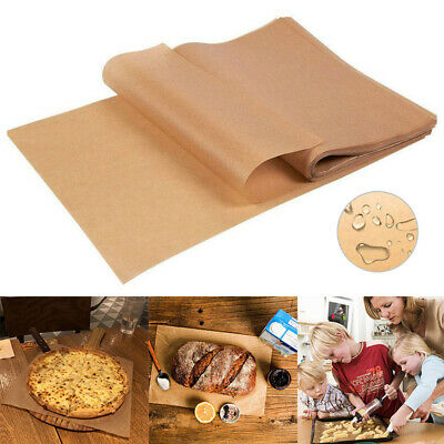 Prowrap Baking Parchment Paper Non Stick Greaseproof Sheet Cooking Paper