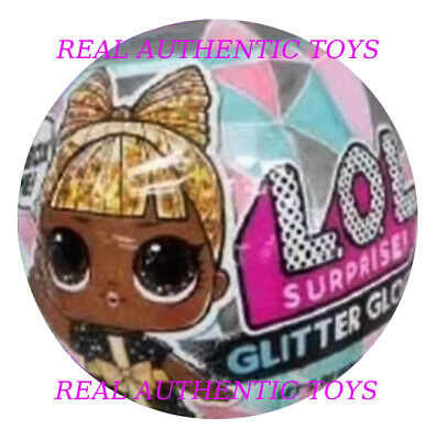 Lol Surprise * Winter Disco Glitter Globe * Doll Ball! No Duplicates - Preorder