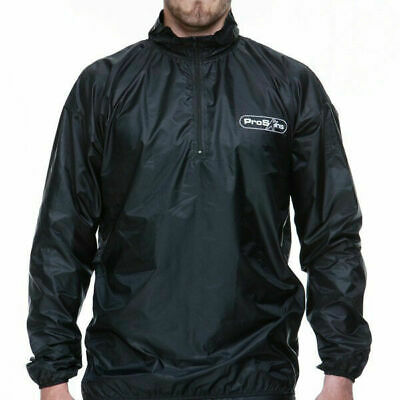 Motorbike Proskins Windproof Waterproof Lightweight Shell Layer Top Black Small