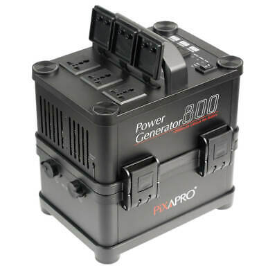 PowerGenerator 800 Battery Powered Charge Flash Continuous Powerful
