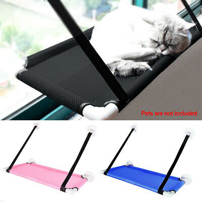 Powerful Hanging Bed Window Mounted Cat Supplies Durable Pet Hammock Suction Cup