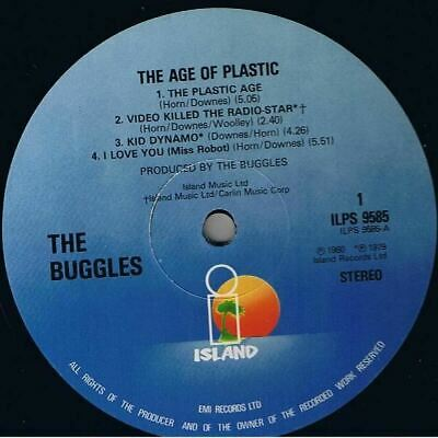 The Age Of Plastic (UK 1980) : Buggles
